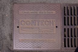 Stormwater Manhole Cover